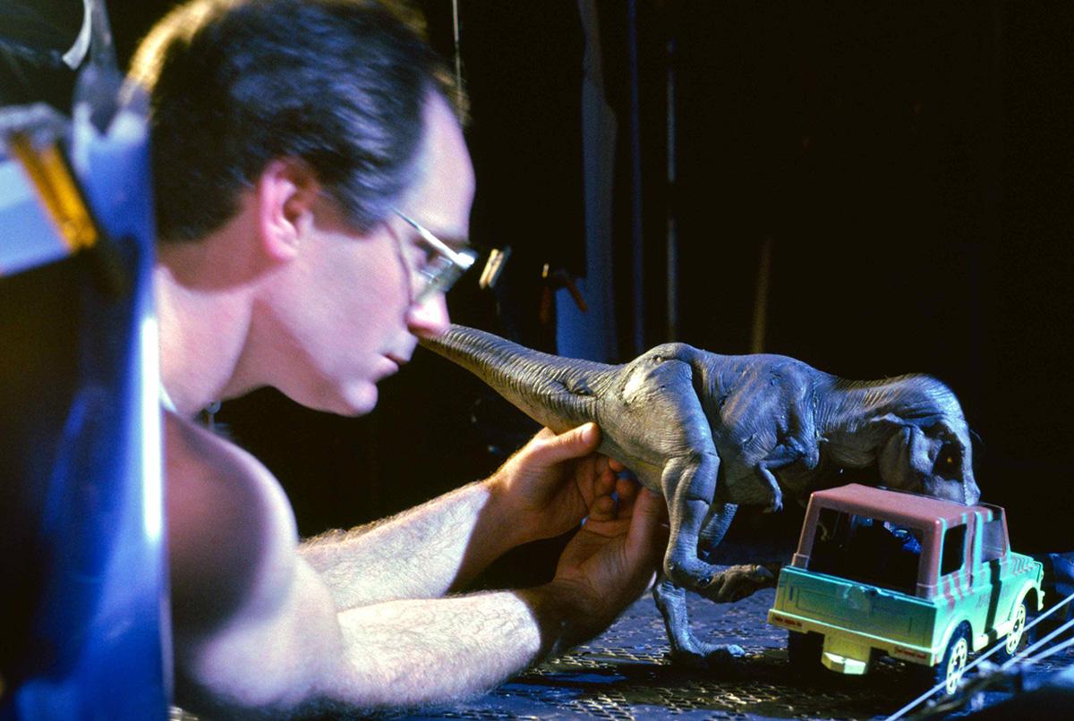 T-Rex paddock sequence