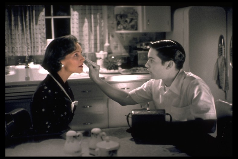 Going back to 'Pleasantville': when doing a DI wasn't so easy
