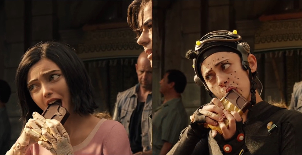 Alita: Battle Angel VFX