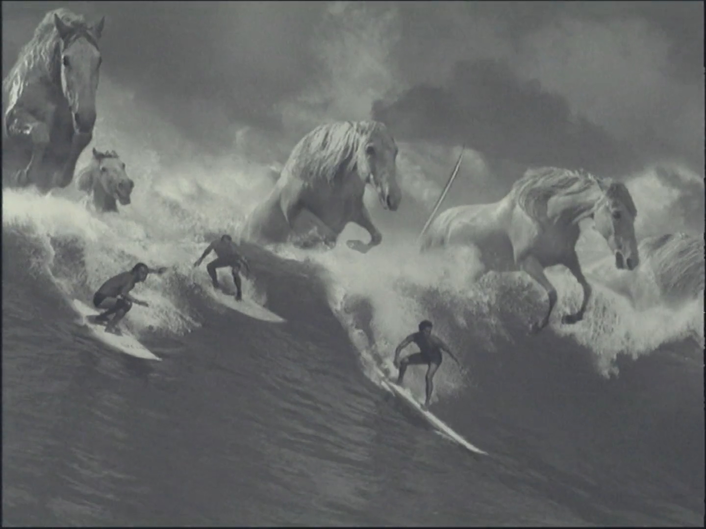 'I felt like it was a poem': the VFX oral history of Guinness 'Surfer'