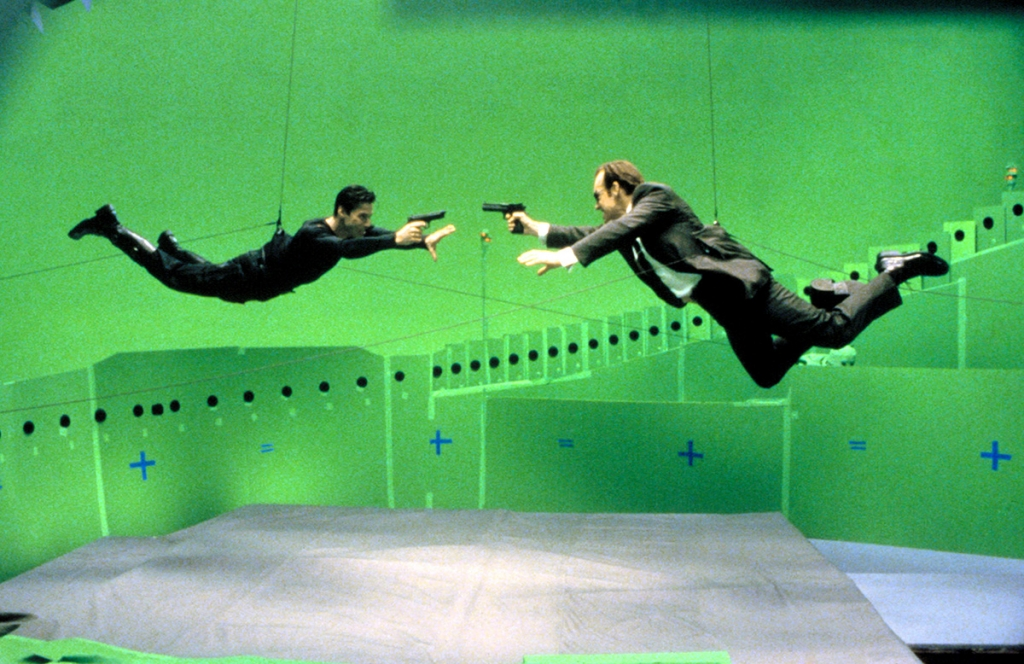 The Matrix VFX