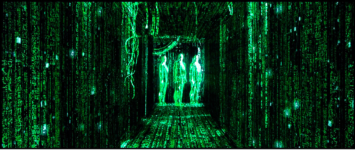 Secrets of 'The Matrix' code