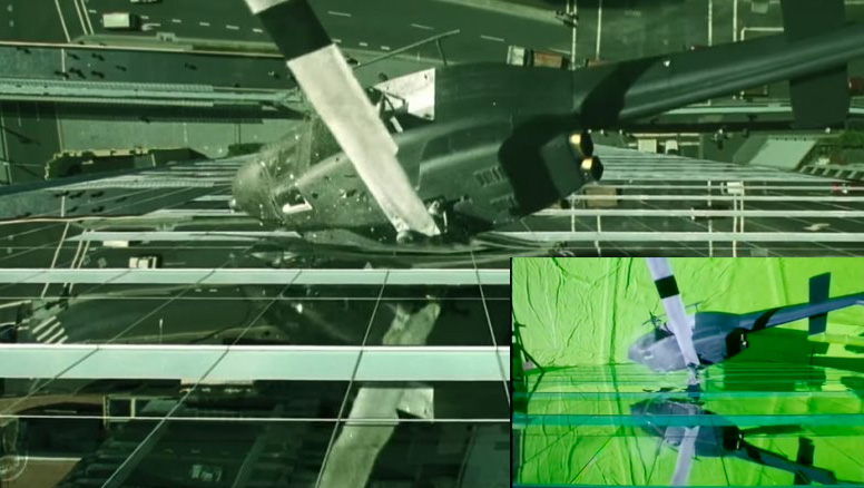 Anatomy of a crash: 'The Matrix's' stunning helicopter scene