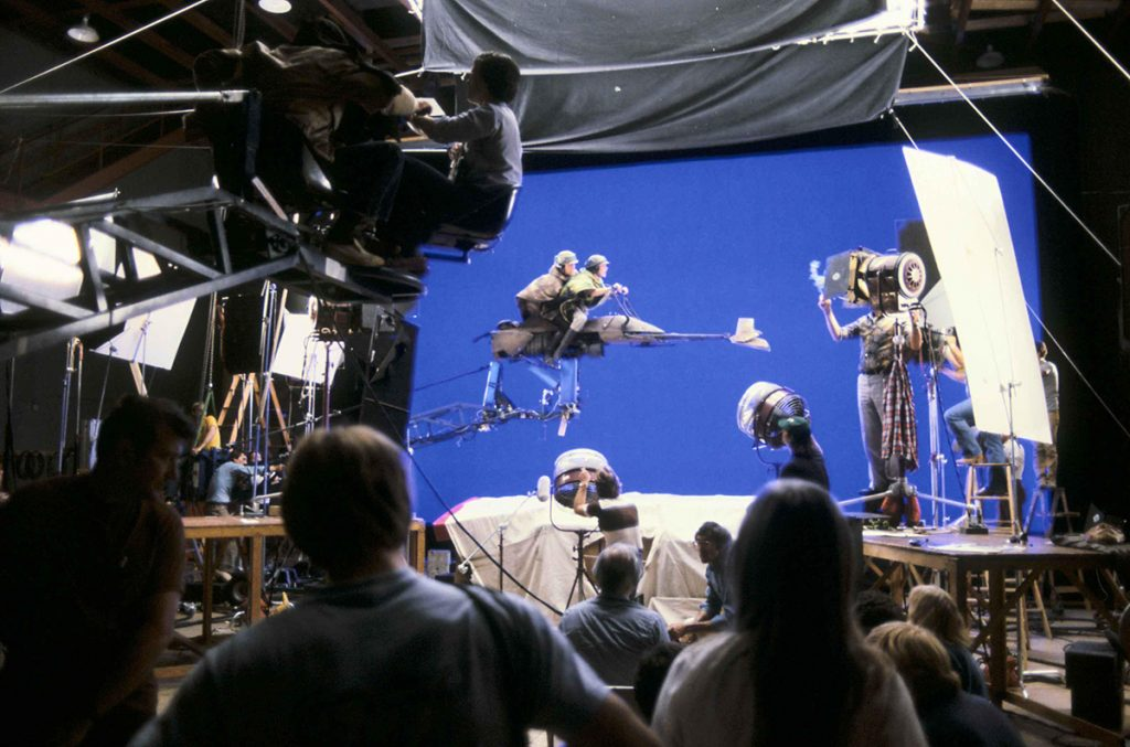 Dennis Muren on the art of crafting VFX shots