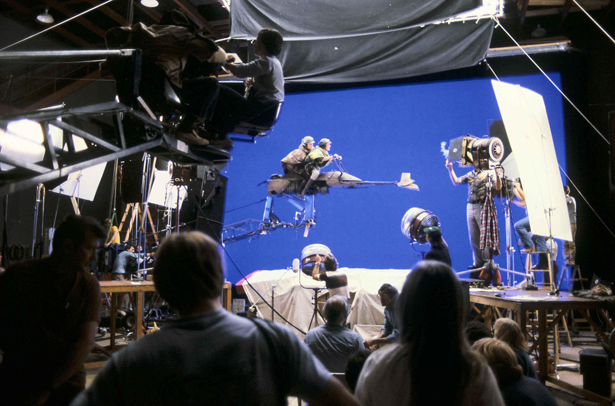 Dennis Muren on the art of crafting VFX shots that don't reveal how they're done