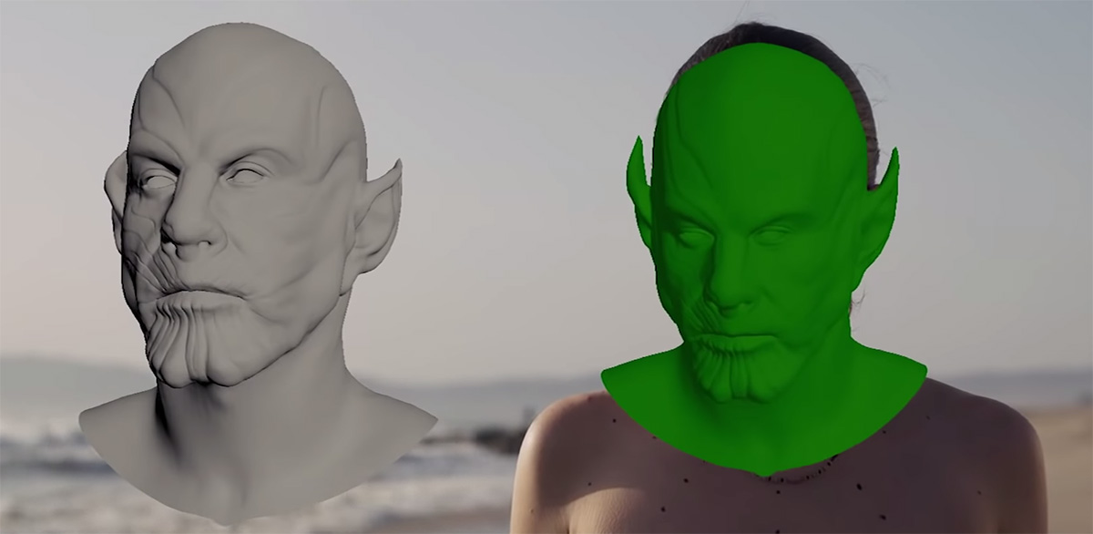 Skrull transformations: inventing a new type of morph