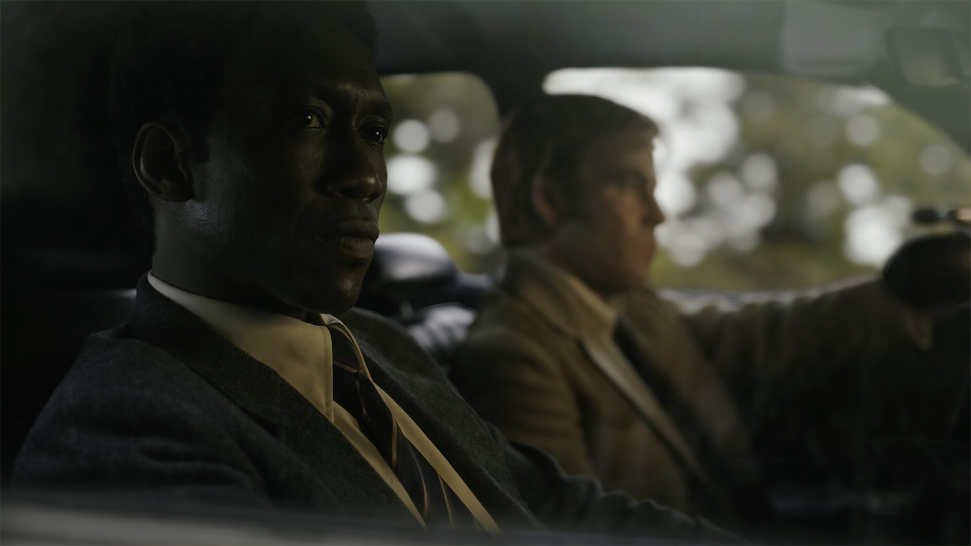 Here's how driving comps were done for 'True Detective'