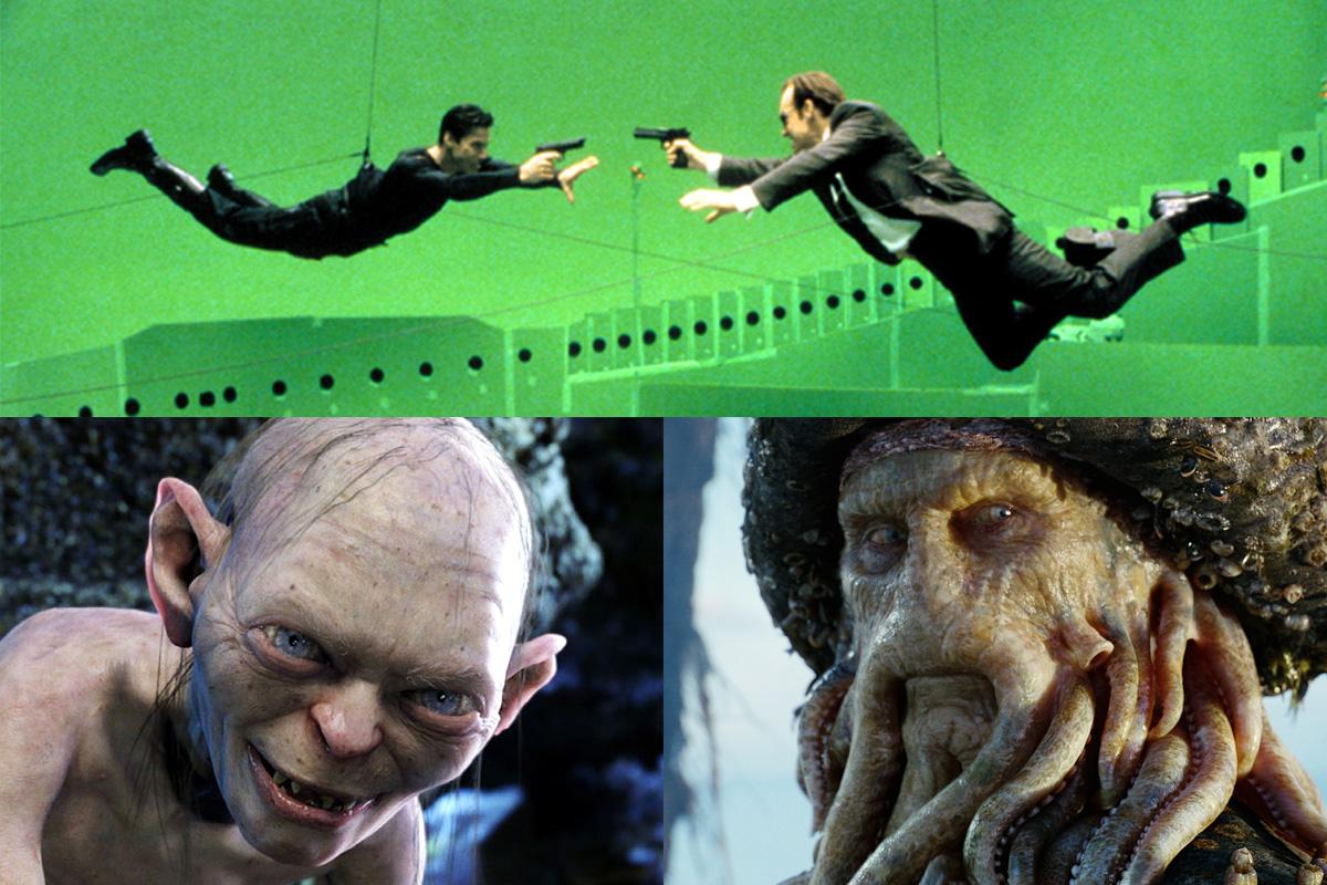 The ultimate retro VFX sessions