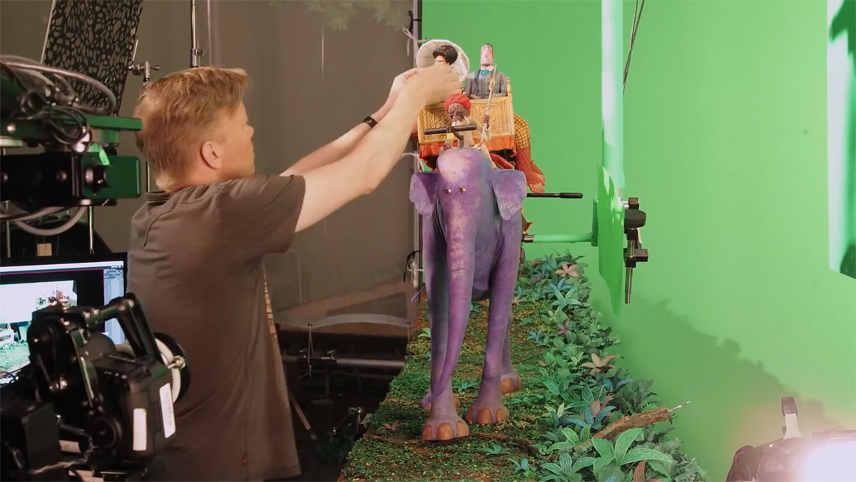 How stop-motion and VFX meet in Laika's 'Missing Link'