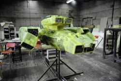 The Nostromo was originally yellow, and other stories from 'Alien's' secret documentarian