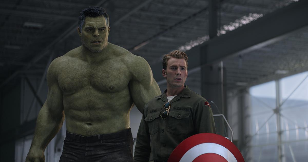 avengers  endgame spoiler vfx stills highlight hulk u0026 39 s new