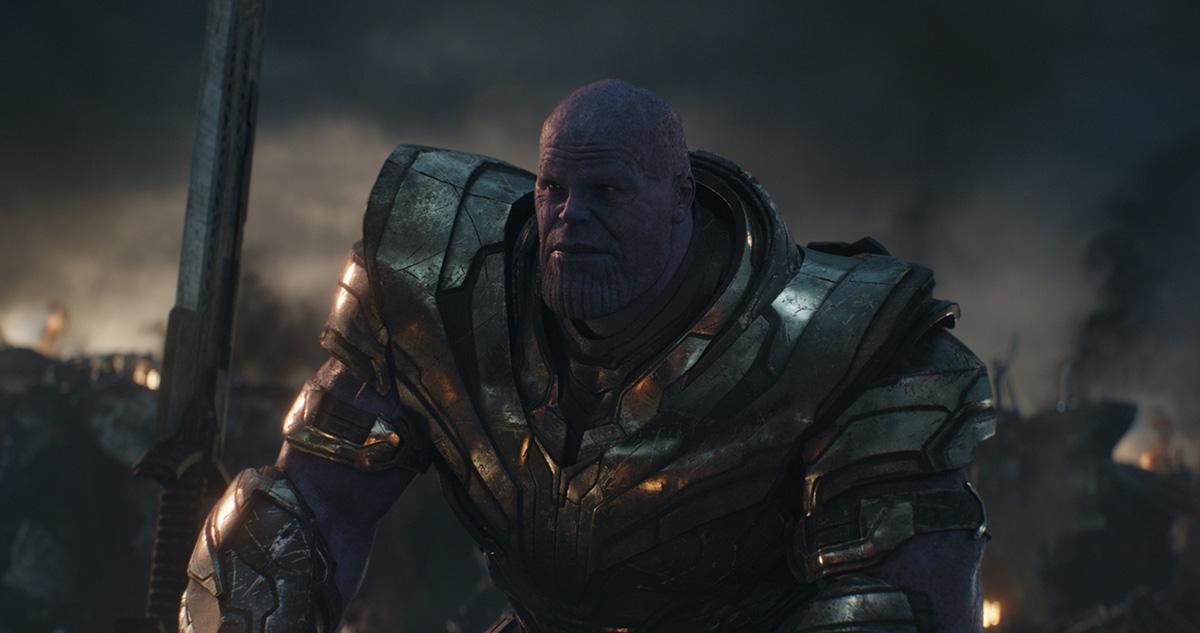 Digital Domain's Thanos