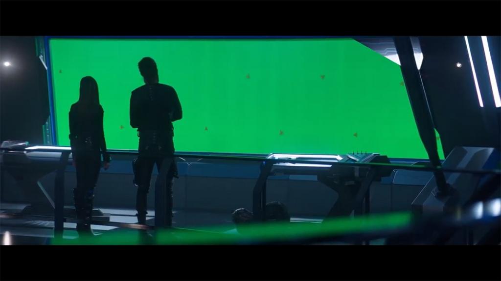Star Trek: Discovery VFX shooting