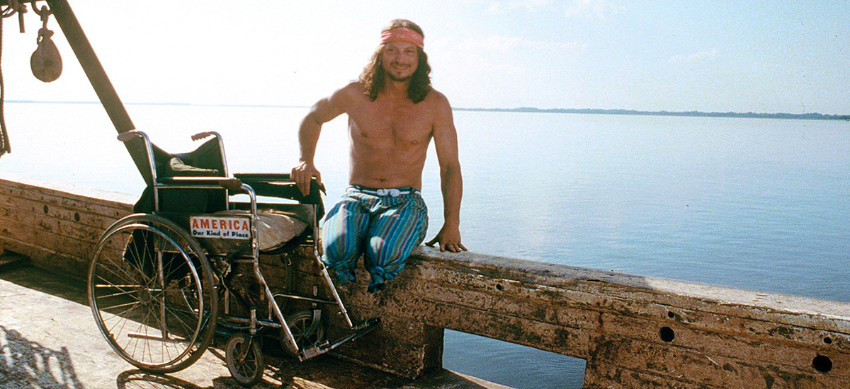 'I want to see it!' ILMers on the time Gary Sinise first saw his missing legs in 'Forrest Gump'