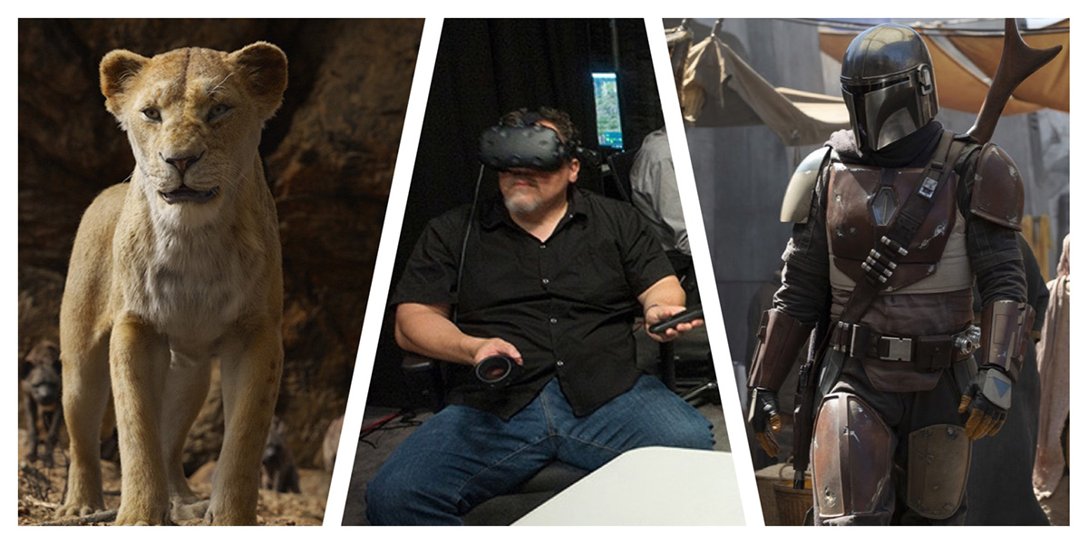 'The Lion King' and 'The Mandalorian's' Jon Favreau is all-in on virtual production, real-time and LED walls