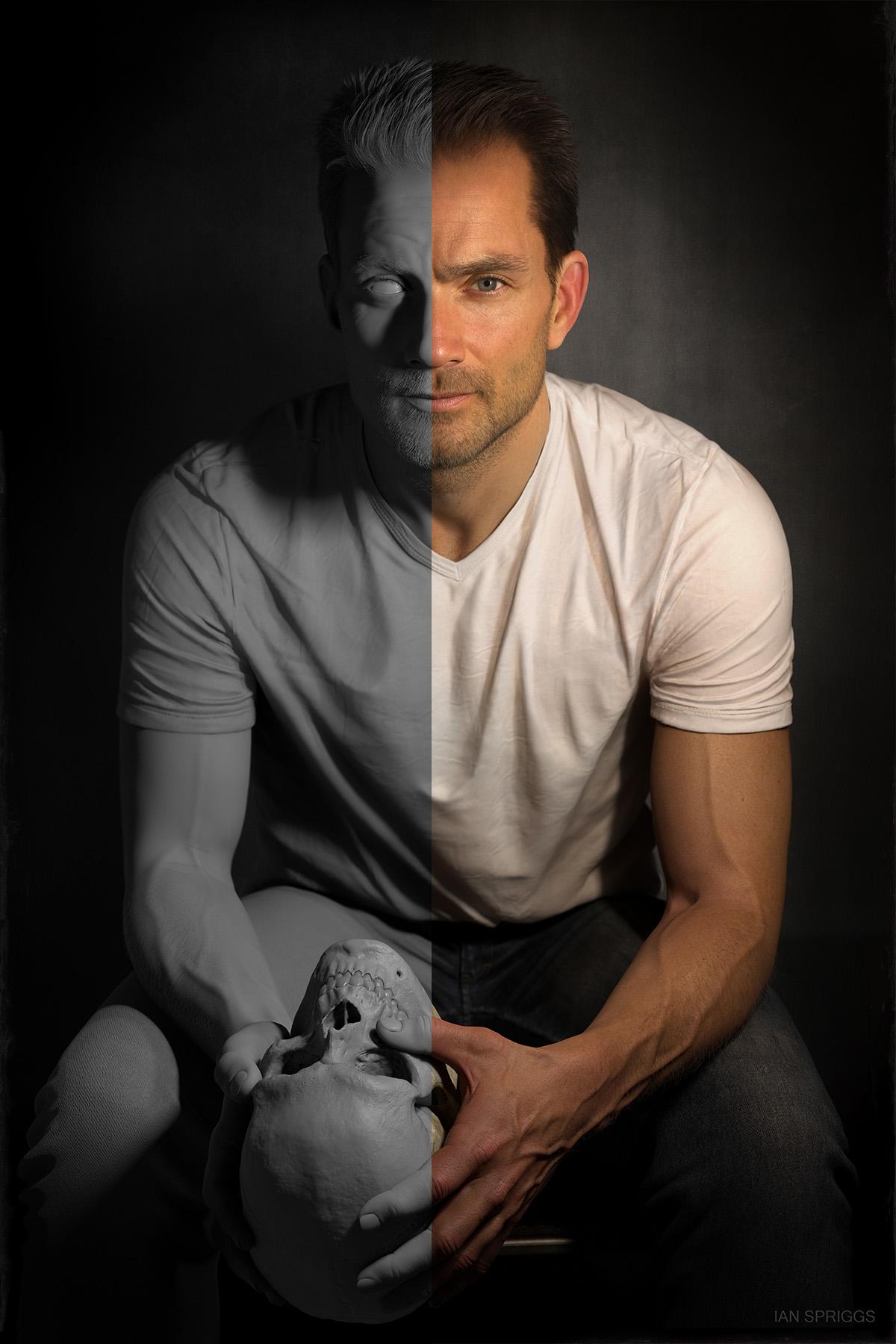 Portrait of Scott Eaton