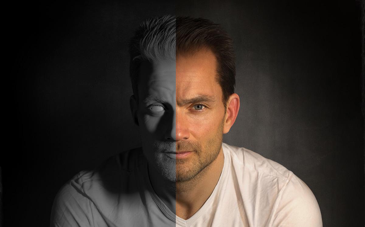 Inside the mind of hyperreal portrait artist Ian Spriggs