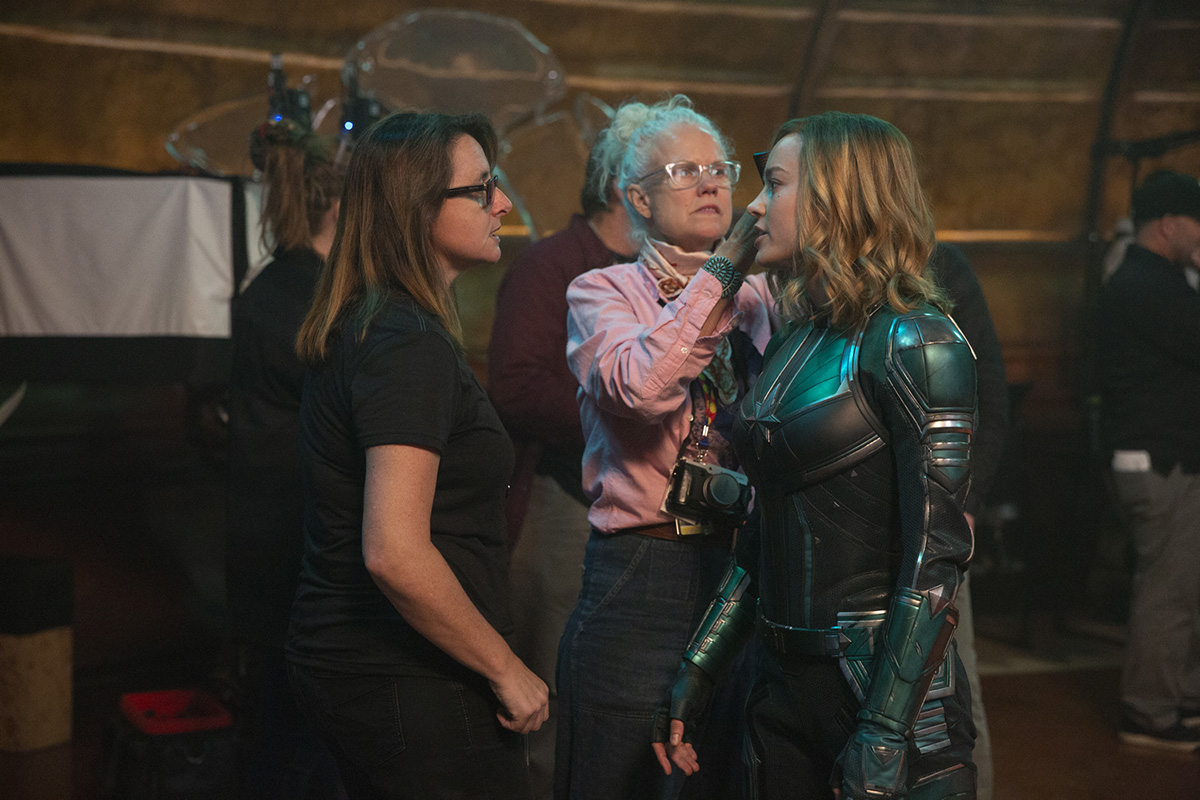 Victoria Alonso on 'the Marvel process' and shaping the visual effects of their films