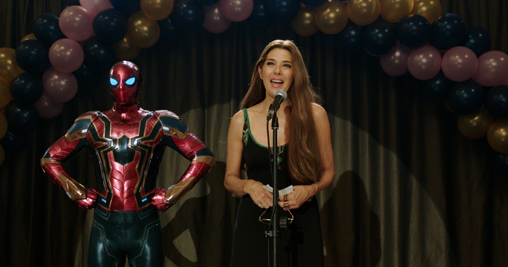 Image result for spiderman far from home vfx fight