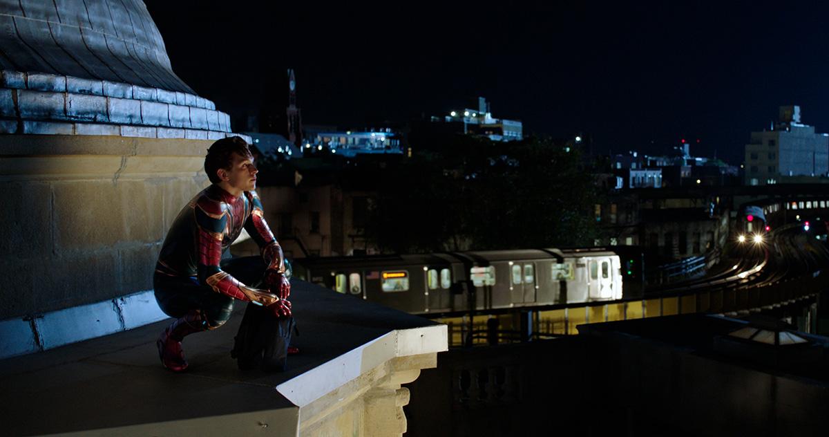 CG Iron Spider suit