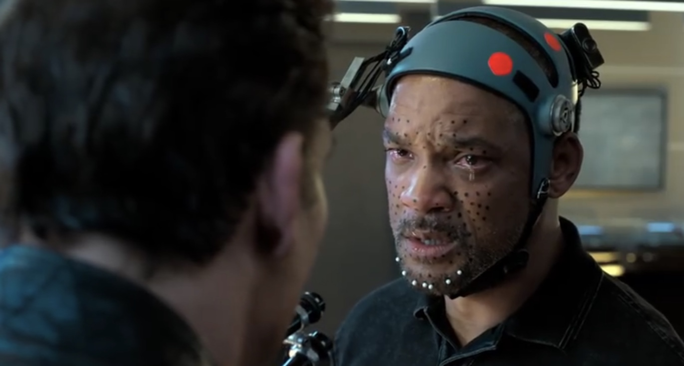 See befores & afters of Will Smith in 'Gemini Man'