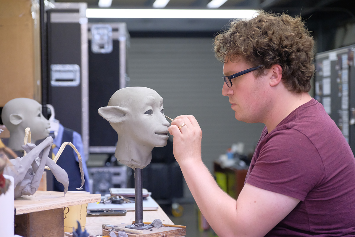 Making Model The Dark Crystal: Age of Resistance