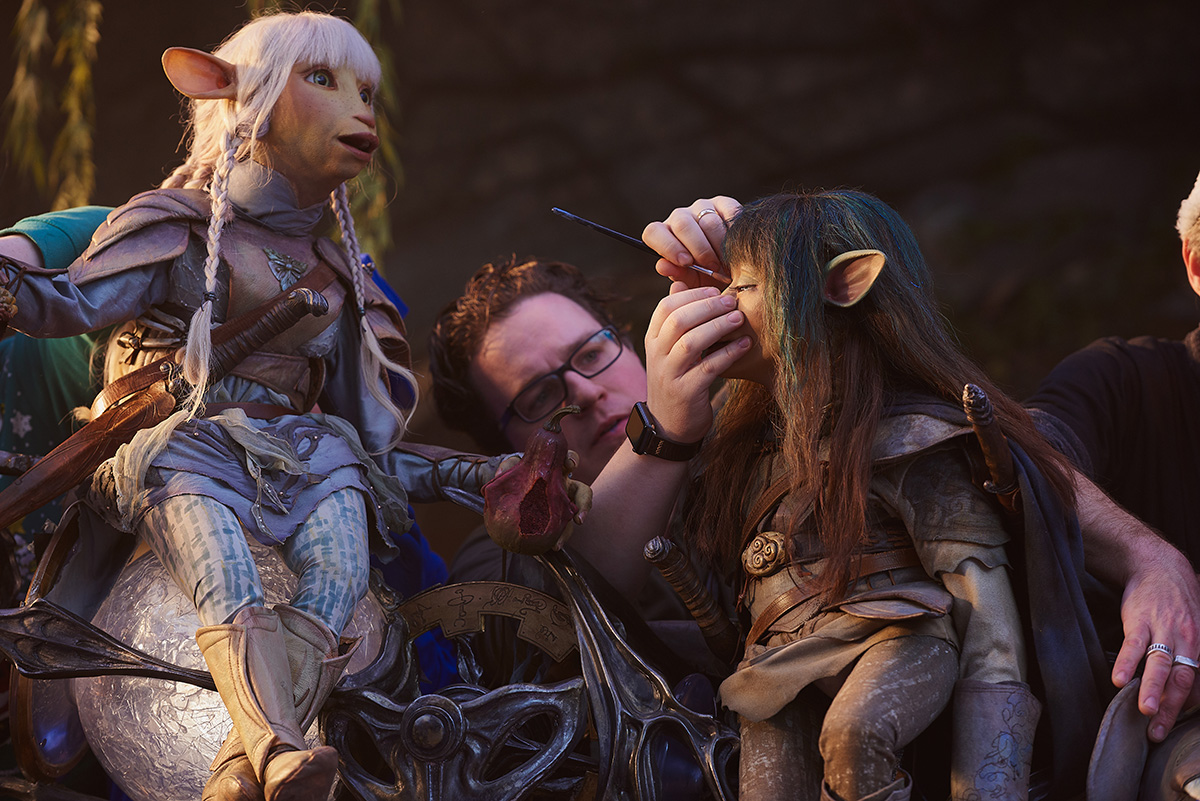 Behind the The Dark Crystal: Age of Resistance