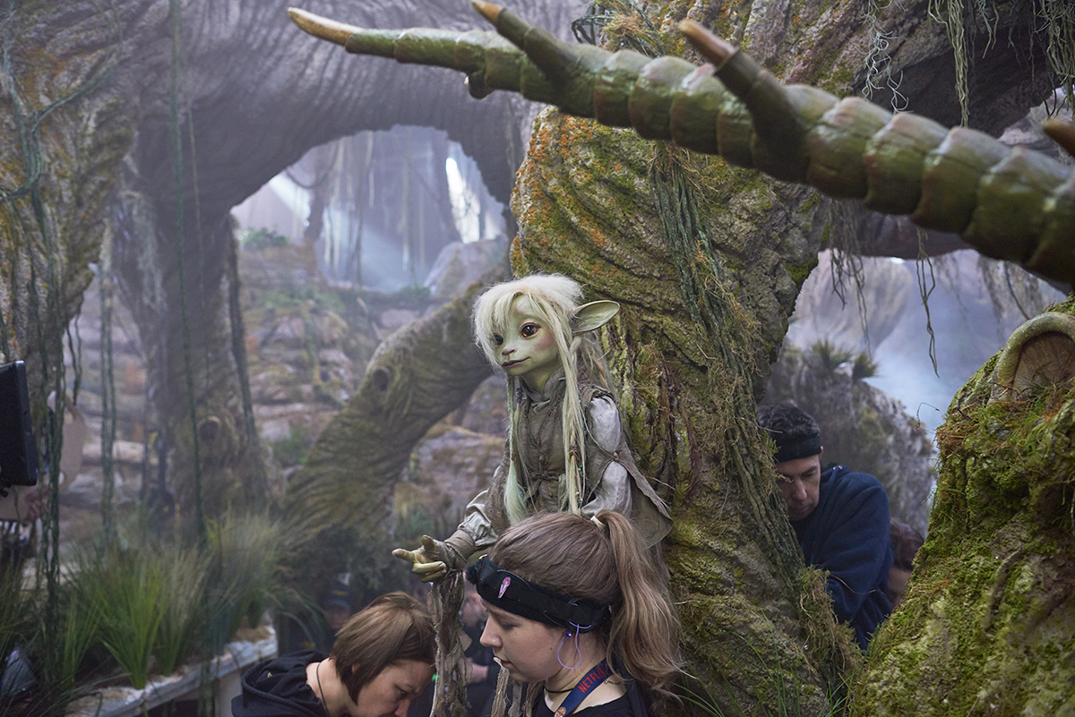 Snap from The Dark Crystal: Age of Resistance