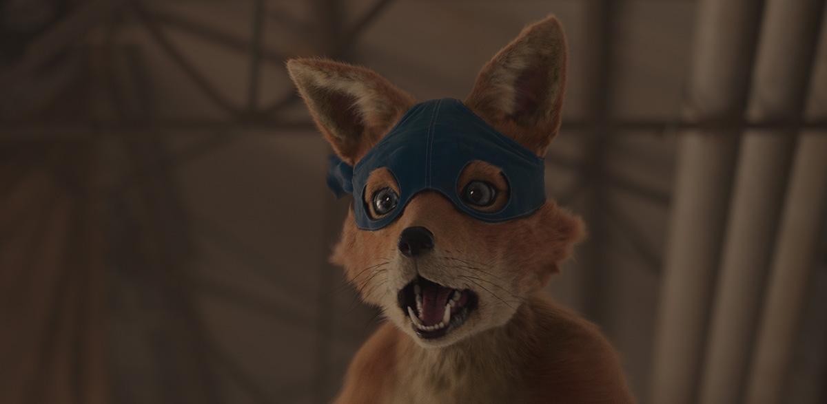 Making 'Dora's' CG fox run like Tom Cruise