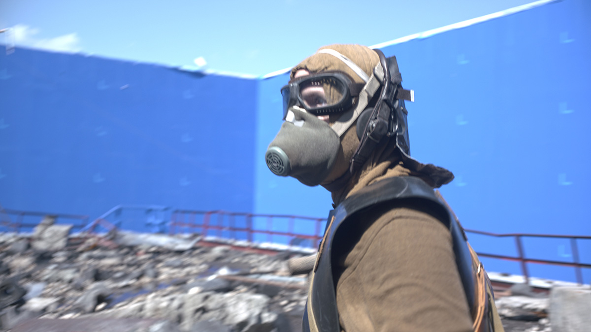 Breaking down that intense handheld rooftop liquidator shot in 'Chernobyl'