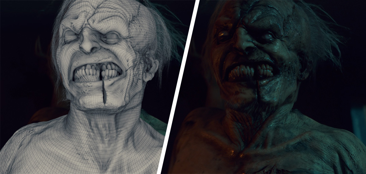 How practical and CG combined to tell some seriously 'Scary Stories'