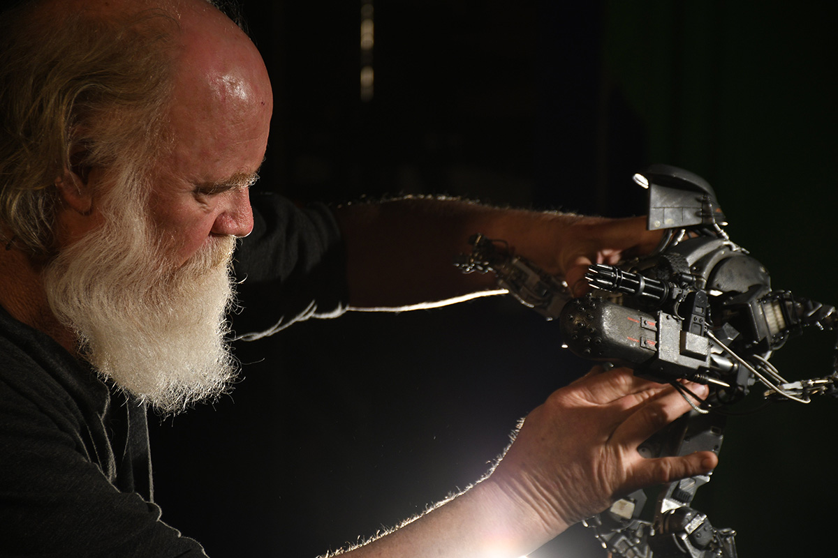 Exclusive preview: 'Phil Tippett: Mad Dreams and Monsters'