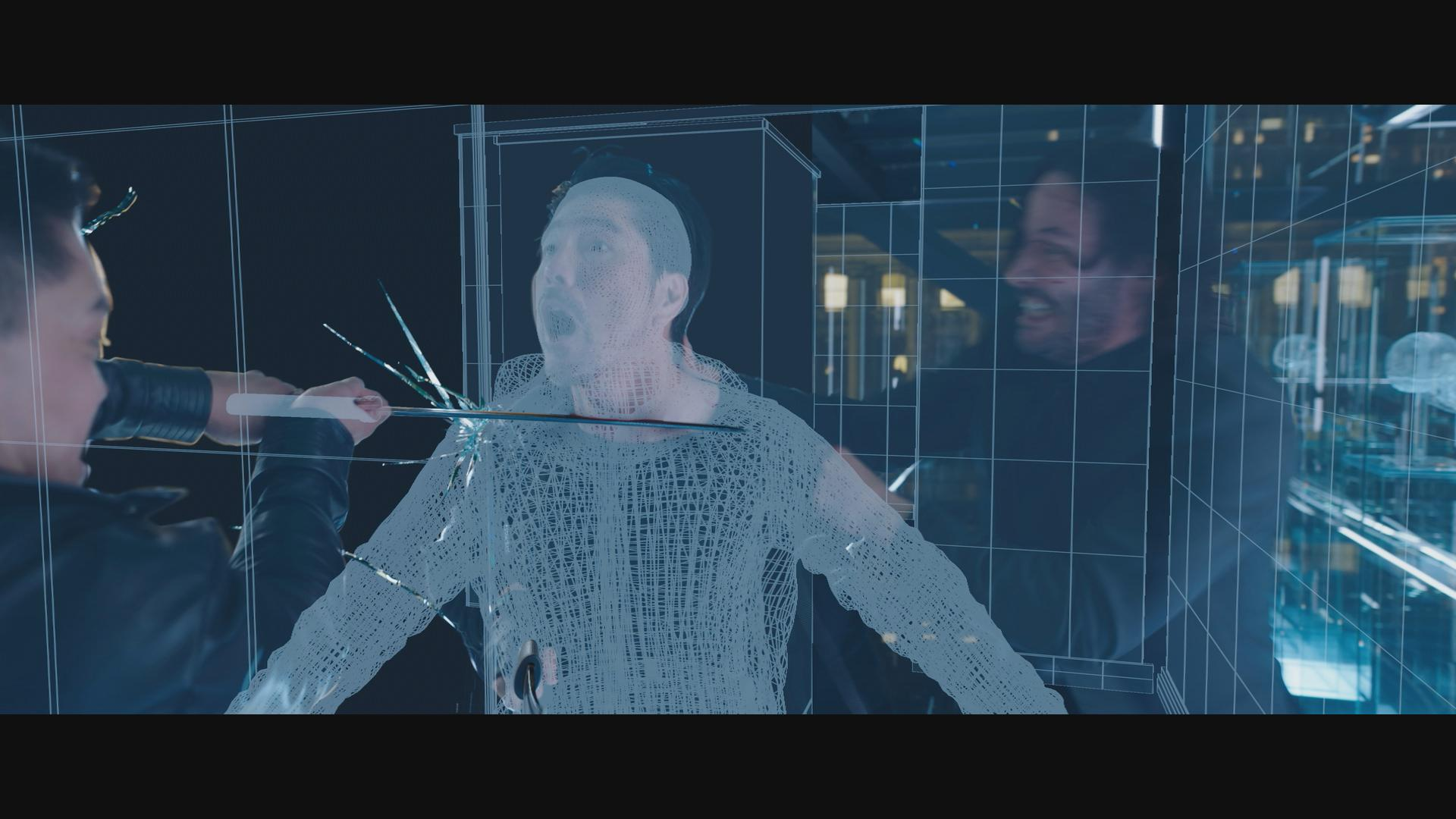 This incredible 'John Wick 3' VFX breakdown shows the insane CGI glass breaking work
