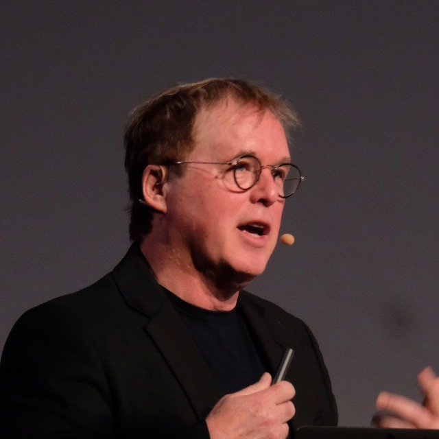 Brad Bird at VIEW Conference 2019