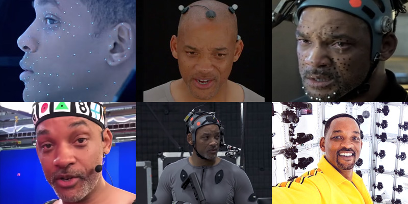 A brief history of Will Smith's incredible digital alter egos