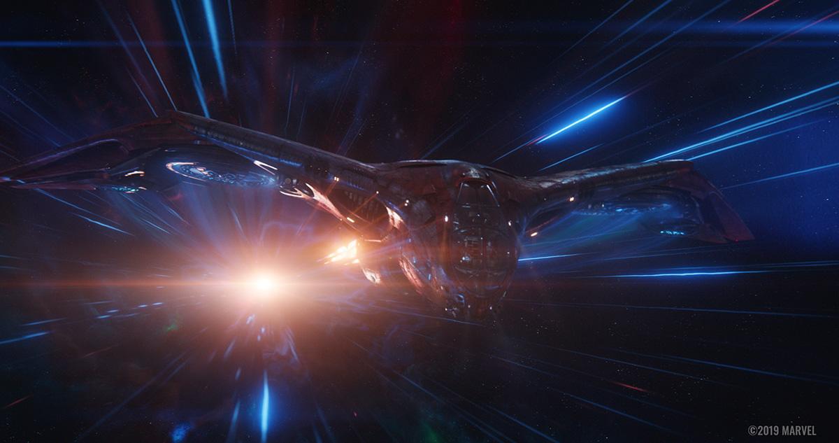 'Avengers: Endgame.'