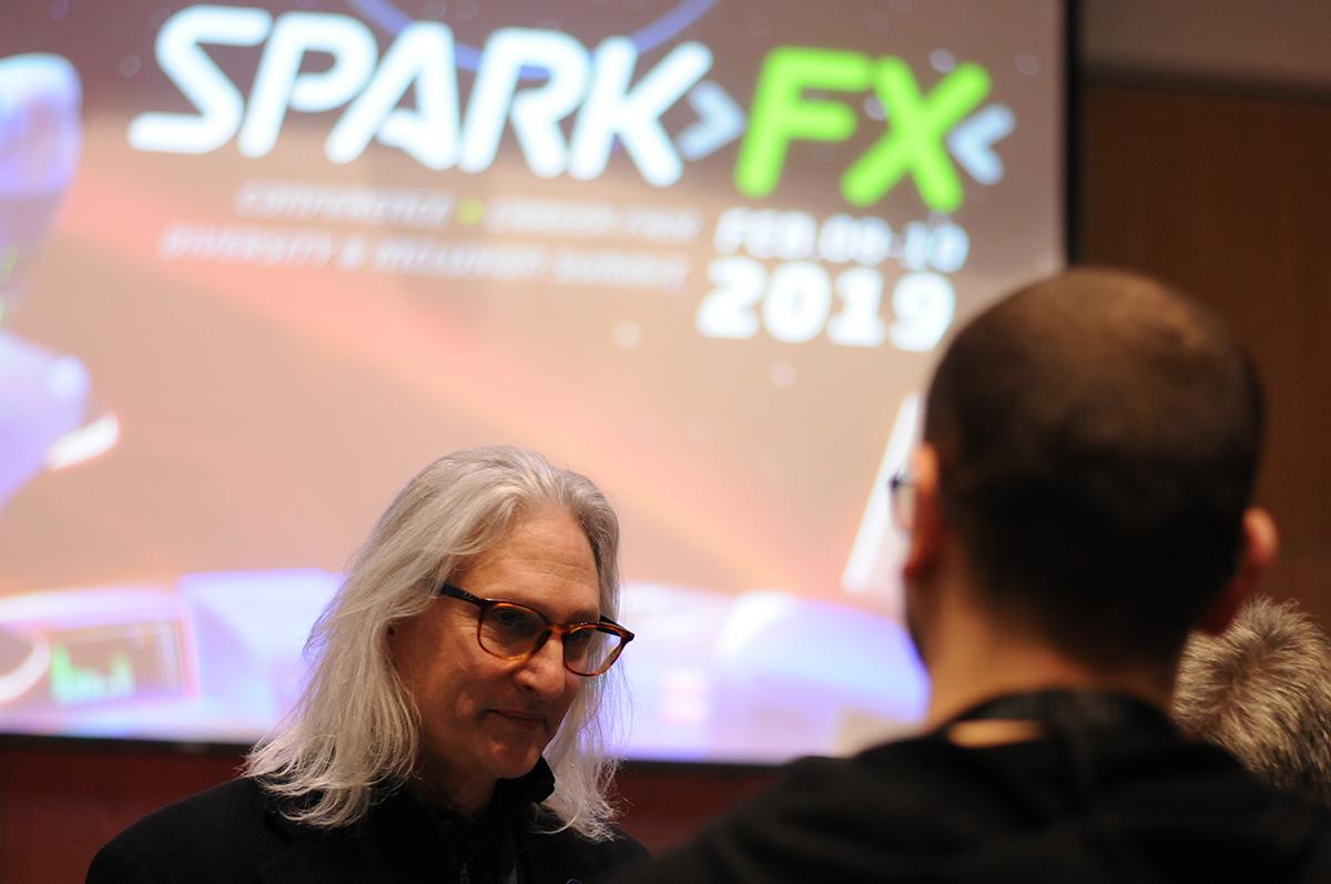 Okun at SPARK FX 2019
