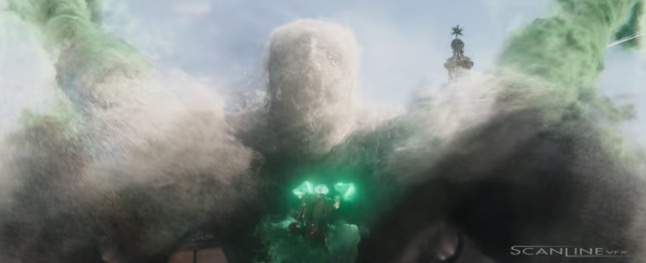 Scanline's 'Far From Home' reel is a powerful force