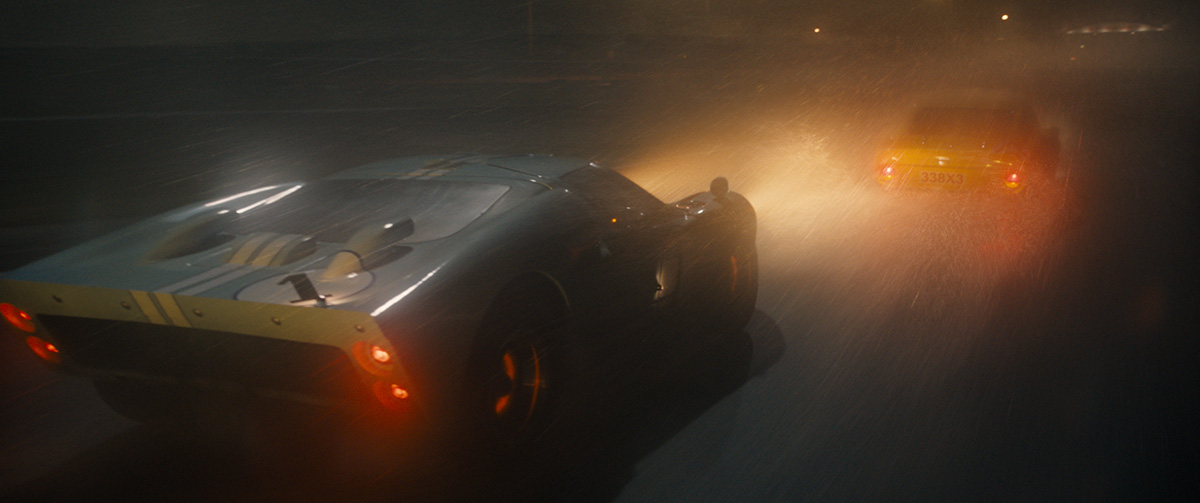 The Major Vfx Moments Of Ford V Ferrari Befores Afters