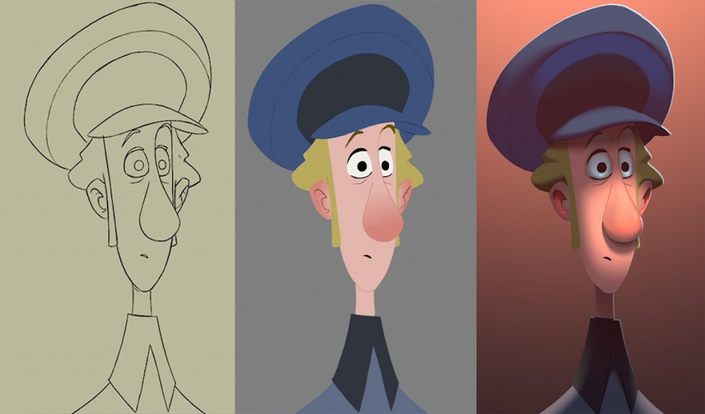 Here S What Made The 2d Animation In Klaus Look 3d