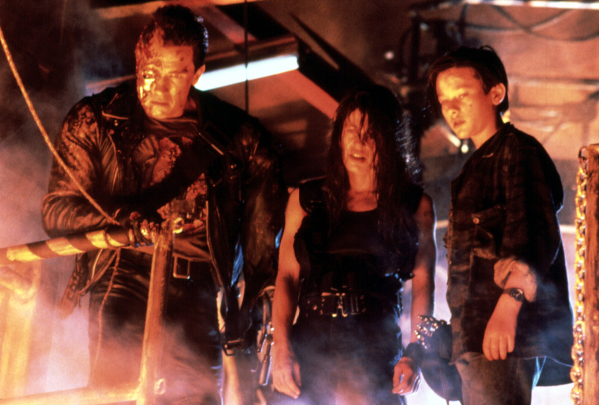 Diving into the de-aging on 'Terminator: Dark Fate'