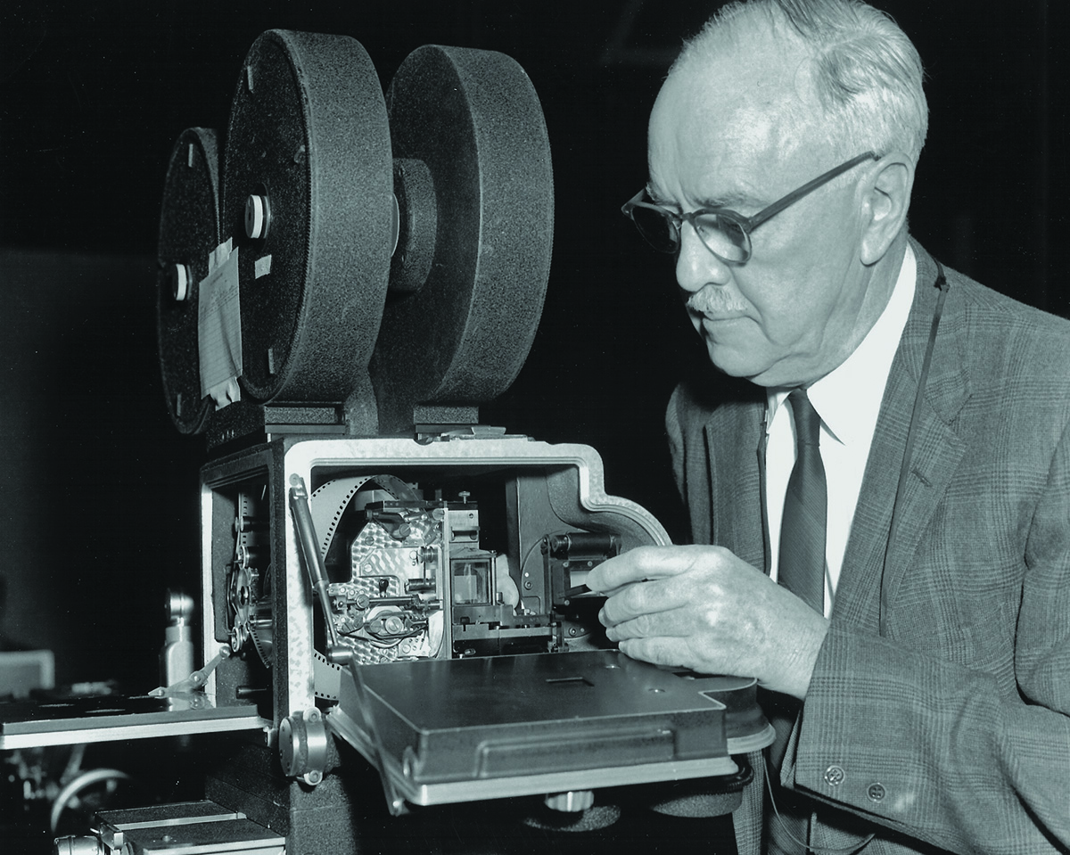 Preview: a new book about Disney special effects legend Ub Iwerks