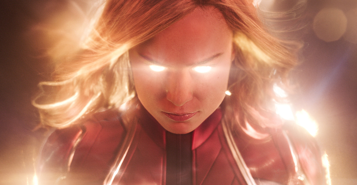 Captain Marvel: 'My toughest shot'
