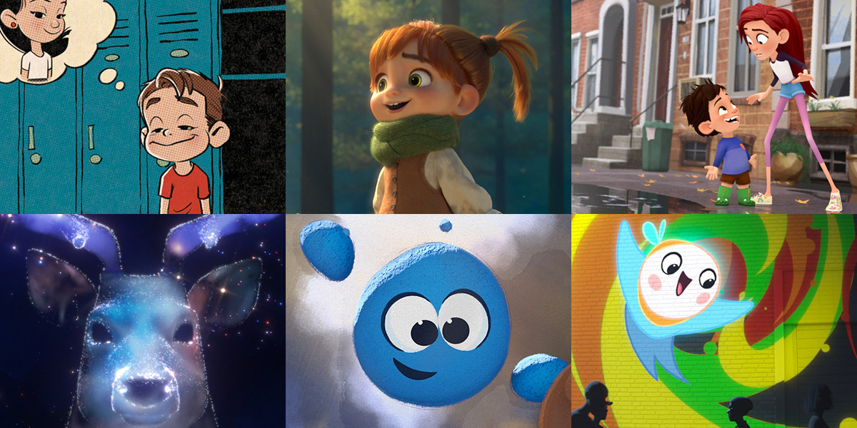 2D, 3D, FX sims: experimentation in Disney's Short Circuit shorts
