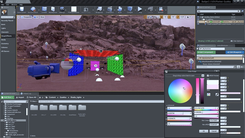 Unreal Virtual Production