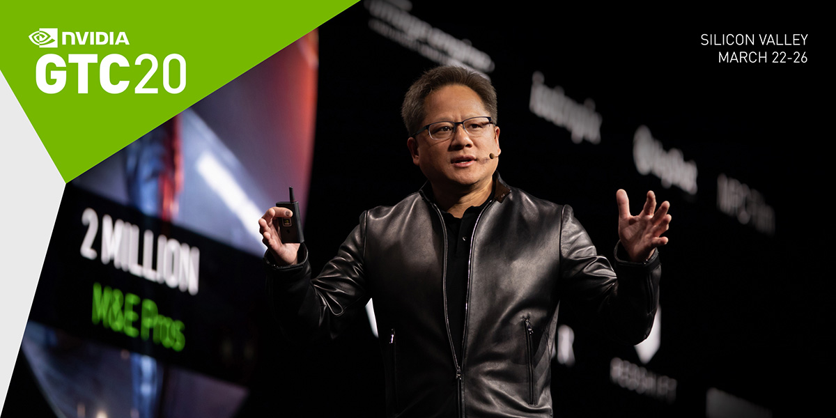 Preview: NVIDIA's GPU Technology Conference