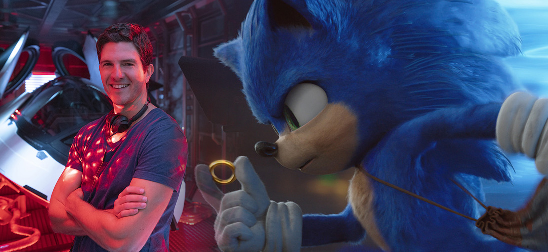 'This is what Sonic fans seem to really want': a Q&A with 'Sonic' director Jeff Fowler