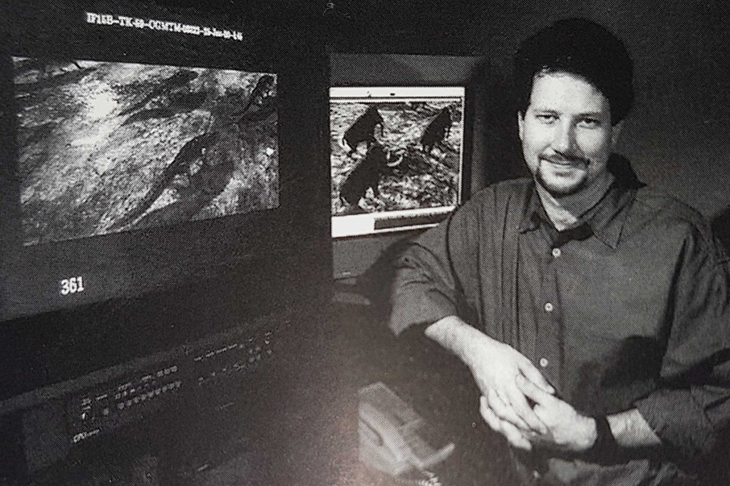 ILM 'Mission to Mars' VFX supervisor John Knoll.