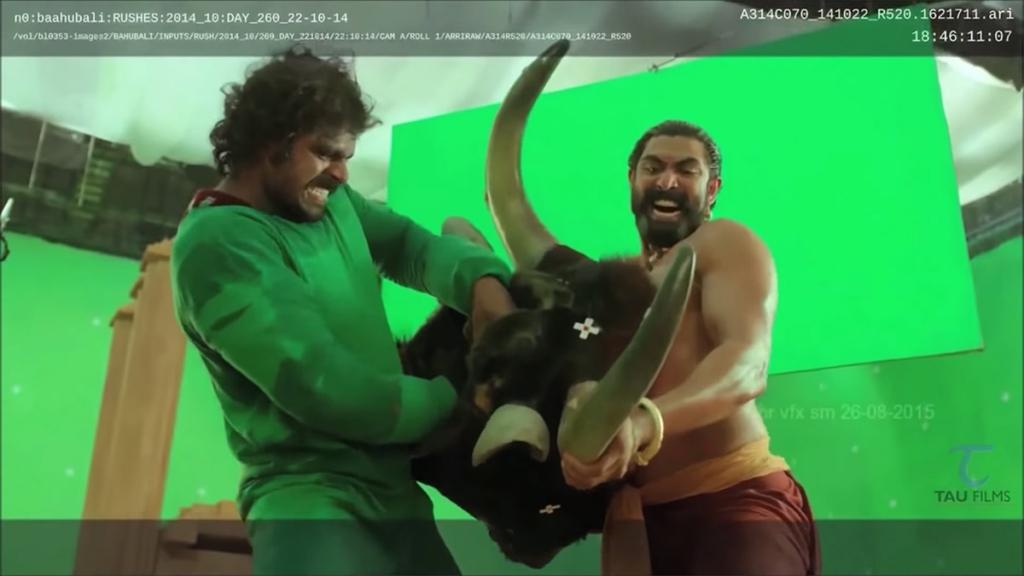 bahubali VFX breakdown