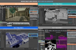 A new collaboration tool for virtual production
